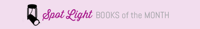 Spot Light Books of the Month - January 2015
