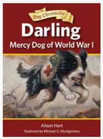 Darling Mercy Dog of World War I