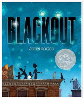 Blackout (picture book) by John Rocco