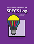 SPECS Log: Primary Edition (Gr 2)