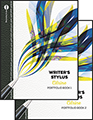 Writer's Stylus: Citrine—Student Portfolio Book 1 & 2