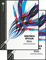 Writer's Stylus: Slate—Student Portfolio Book 1 & 2