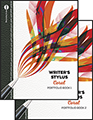 Writer's Stylus: Coral—Student Portfolio Book 1 & 2