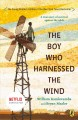 9029 2018-01-04 15:21:53 2019-01-17 13:50:07 Boy Who Harnessed the Wind 1 9780147510426 1  9780147510426.jpg 8.99 7.64 Kamkwamba, William; Mealer, Bryan; Hymas, Anna (ILT) Rich descriptors establish this memoir's compelling setting so that readers feel the African heat , the desperation of starving families seeking sustenance from dry, barren farmland, and the wind's power to help a helpless community. Against this backdrop a small, young boy with an insatiable appetite for knowledge lets curiosity drive his desire to help his family and his village. This is practically a how-to manual for young readers wanting to solve a problem for the greater good. The triumph of grit and determination over naysayers and unceasing obstacles results in hope for generations. Joyfully inspirational. 2019-01-14 01:32:50 G true  1.00000 5.50000 8.00000 0.52000 PENGJ Penguin Group USA PAP Paperback  2016-01-05 293 pages : BK0017052275 Teen - Grade 7-9, Age 12-14 BK7-9         117 2 6 0 0 BT 9780147510426_medium.jpg 0 resize_120_9780147510426_medium.jpg 0 Kamkwamba, William   6.0 Available 0 0 0 0 0 1987 1 0 1997 1 2018-01-23 19:30:04 143 0