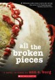 8745 2016-12-05 14:15:37 2019-03-19 20:25:07 All the Broken Pieces 1 9780545080934 1  9780545080934.jpg 6.99 5.94 Burg, Ann E. Love and patience enable the young protagonist to reevaluate and accept the past, deal effectively with the present and hope for the future. Unique free verse presentation. 2019-03-18 01:20:52 P true  1.00000 5.25000 7.50000 0.34000 SCHOL Scholastic Paperbacks PAP Paperback  2012-03-01 218 p. ; BK0010064326 Teen - Grade 7-9, Age 12-14 BK7-9        Aleutian Sparrow    0 0 BT 9780545080934_medium.jpg 0 resize_120_9780545080934_medium.jpg 0 Burg, Ann E.   4.1 Available 0 0 0 0 0 1968 1 0  1 2016-12-05 14:47:51 118 0