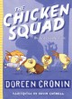 9186 2018-08-22 13:25:25 2019-02-18 04:50:07 Chicken Squad : The First Misadventure 1 9781442496774 1  9781442496774.jpg 7.99 6.79 Cronin, Doreen; Cornell, Kevin (ILT) Lighthearted humor defines the antics in this chicken caper. Tail the Squirrel, paralyzed with fear, can't clearly convey the sight he's seen, so the chickens, by fastidious notetaking and deductive reasoning (based on limited experience), try to discover the frightful source of Tail's worry. A hilarious kerfuffle results. A fun read with rich conversation, narration, and storytelling that illustrates point of view and quotation mark use well. 2019-02-18 01:23:05 G true  0.50000 6.00000 8.00000 0.35000 SIMJU Simon & Schuster PAP Paperback Chicken Squad 2015-09-29 92 pages : BK0015792947 Children's - Grade 3-4, Age 8-9 BK3-4         53 3 18 0 0 BT 9781442496774_medium.jpg 0 resize_120_9781442496774_medium.jpg 0 Cronin, Doreen   3.0 Available 0 0 0 0 0  1 0  1 2018-08-23 12:38:58 98 0