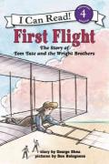 First Flight : The Story of Tom Tate and the Wright Brothers