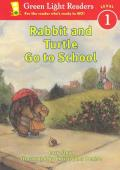 Rabbit and Turtle Go to School