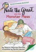 Nate the Great and the Monster Mess