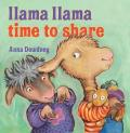 Llama Llama, Time to Share