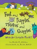 Feet and Puppies, Thieves and Guppies : What Are Irregular Plurals?