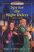 Spy for the Night Riders : Martin Luther
