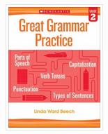 Great Grammar Practice: Grade 2