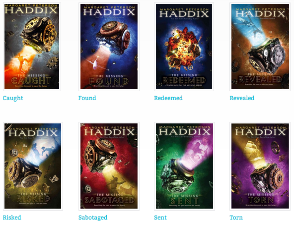 The Missing Series by Margaret Peterson Haddix